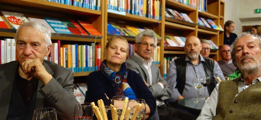 Vierzig Jahre Arunda – Hommage für Hans Wielander